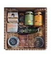 Praline di cioccolato con un cuore di Liquore di Radice di Liquirizia